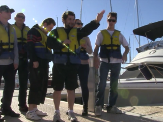 """Sailability """"Welcoming Participants"""""""