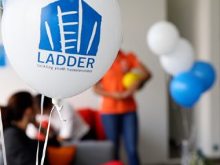 Ladder Step Up Launch